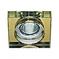 Встраиваемый светильник Feron 8180-2 желтый