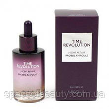 Ночная восстанавливающая пробиотик-сыворотка Missha Time Revolution Night Repair Probio Ampoule