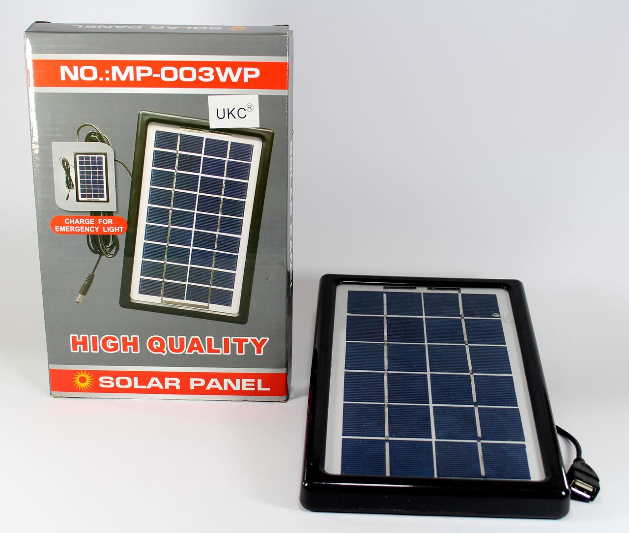 Solar board 3W-6V + mob. charger (40)