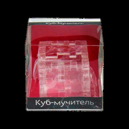 Акриловая 3D-головоломка Куб-мучитель, фото 2