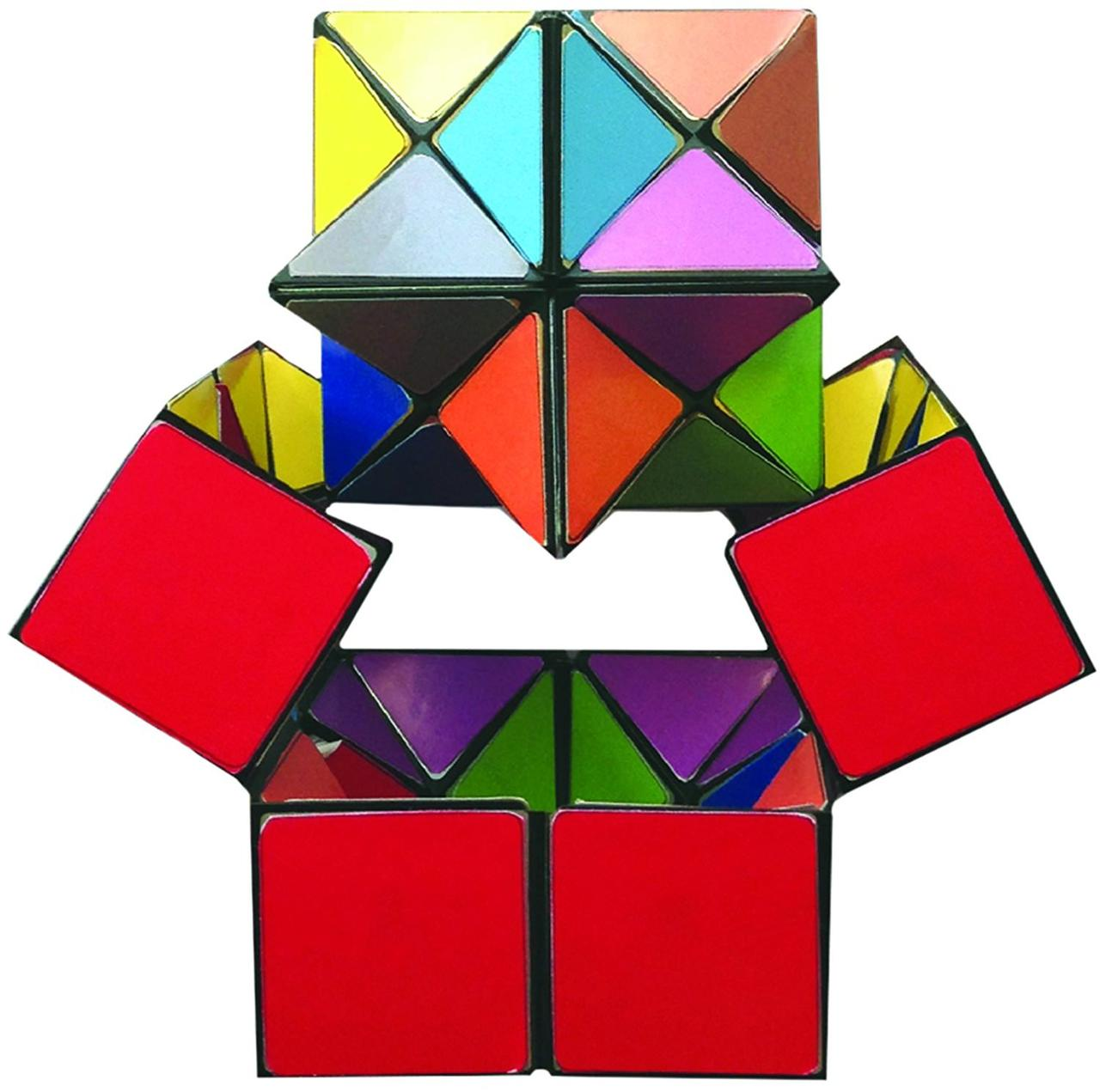 Антистресс Трансформер Star Cube | Стар Куб | Йошимото куб