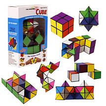Антистресс Трансформер Star Cube | Стар Куб | Йошимото куб, фото 3
