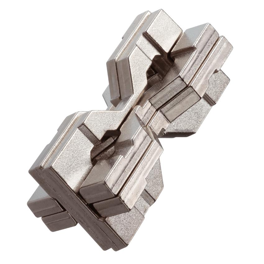 Головоломка Cast Puzzle Hourglass | Песочные часы (6 уровень)