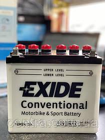 Мото аккумулятор EXIDE 12N24-3A