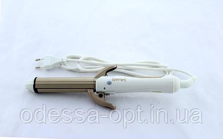 Щипцы для волос GM 2962 4в1 (плойка, выпрямитель/утюжок, гофре), фото 2