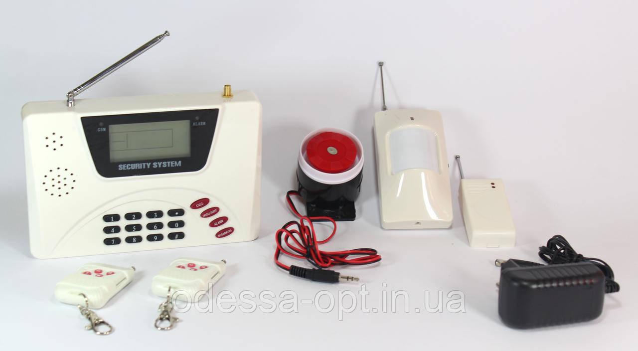 Сигнализация для дома GSM DOUBLE NET