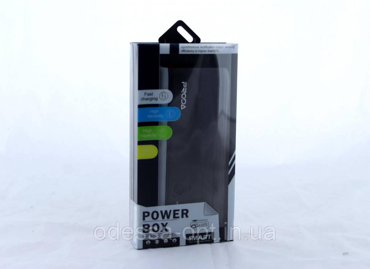 Моб. Зарядка POWER BANK B 12000ma PRODA (реальная емкость 4800)