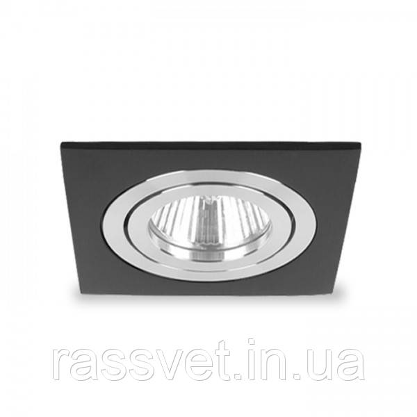 Встраиваемый светильник Feron DL6120 черный