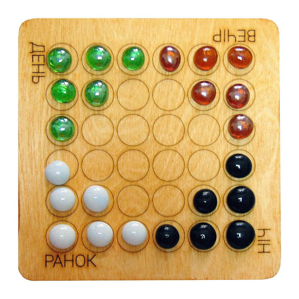 Игра настольная Шашки на четверых (Невские шашки)