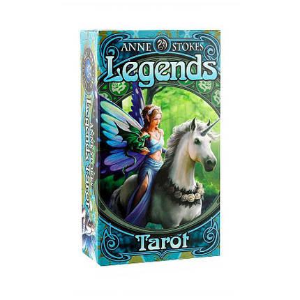 Карты Таро Fournier Anne Stokes Legends Tarot, фото 2