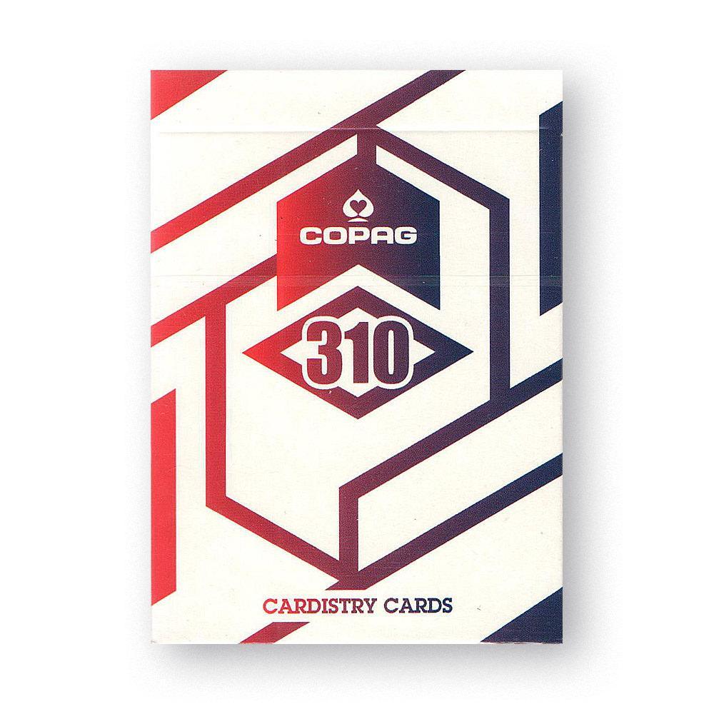Карты для фокусов Copag 310 Alpha