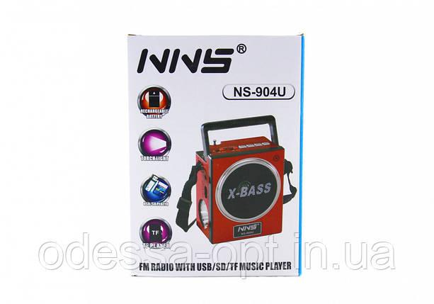 Радиоприёмник NS 904, фото 2