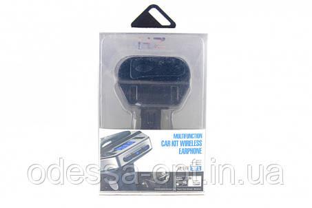 Трансмитер FM MOD. HER8 + bluetooth гарнитура (100), фото 2