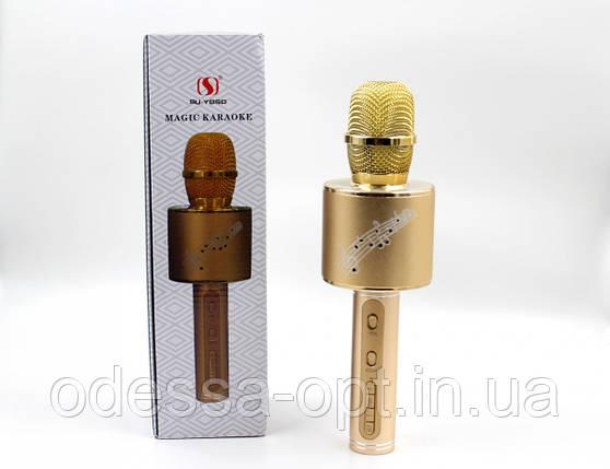 Мікрофон Karaoke DM YS 66 + BT, фото 2