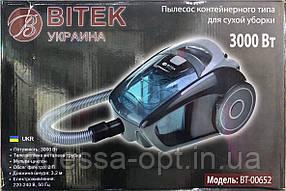 Пылесос Витек BT 00652 220V/3000W