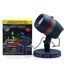 Лазерная установка Star shower Laser Light + cassete 8003
