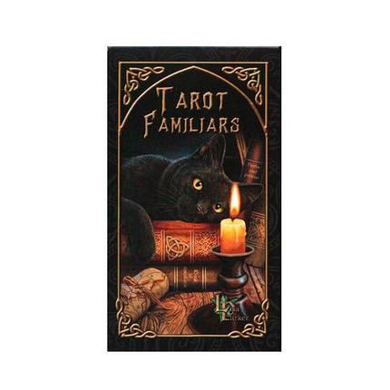 Колода Таро Tarot Familiars, фото 2