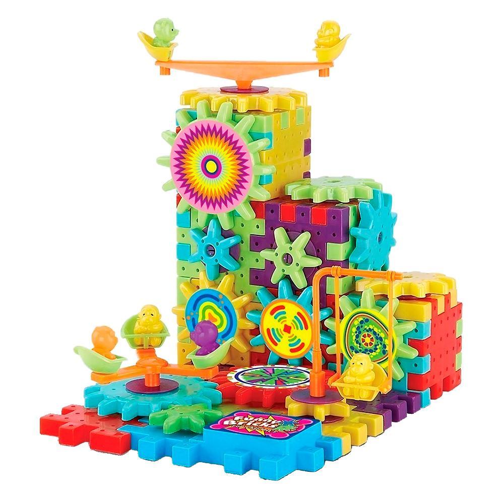 Конструктор Funny Bricks (81 деталь)