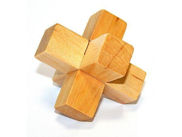 Крест тройной