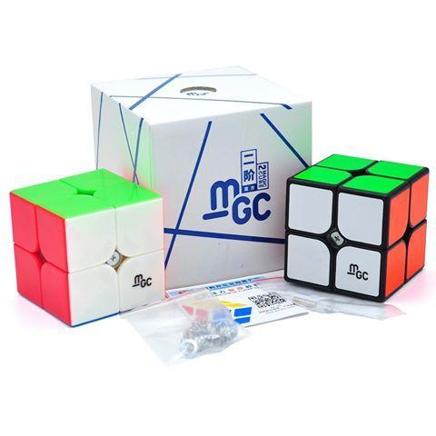 Кубик Рубика 2x2 MoYu MGC Магнитный