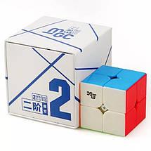Кубик Рубика 2x2 MoYu MGC Магнитный, фото 3