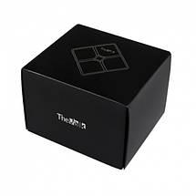 Кубик Рубика 2x2 QiYi Valk 2M Магнитный Черный, фото 3