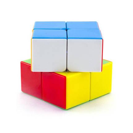 Кубик Рубика 2×2 ShengShou Rainbow, фото 2