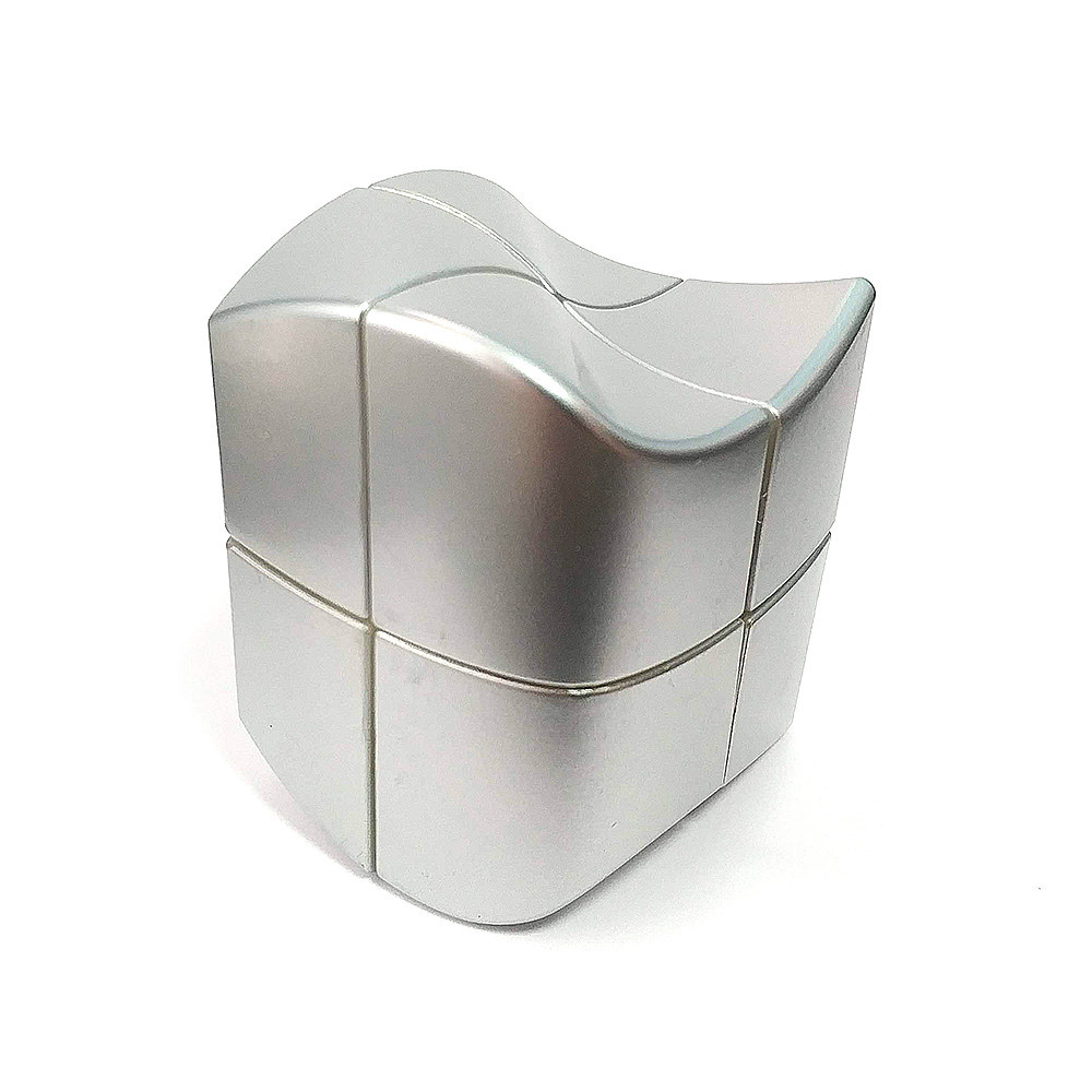 Кубик Рубика 2х2 YJ YanFang Зеркальный