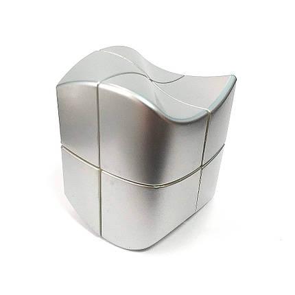 Кубик Рубика 2х2 YJ YanFang Зеркальный, фото 2