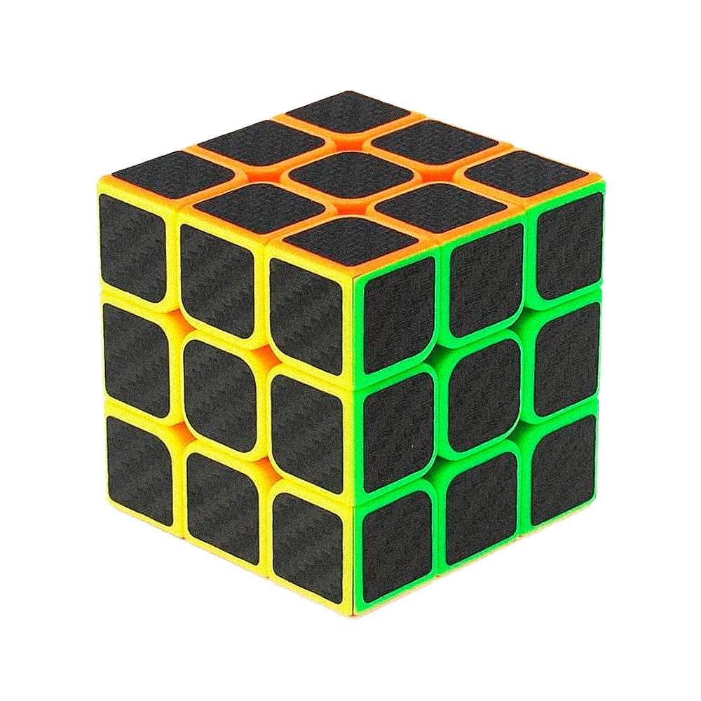 Кубик Рубика 3x3  Carbon-Fibre