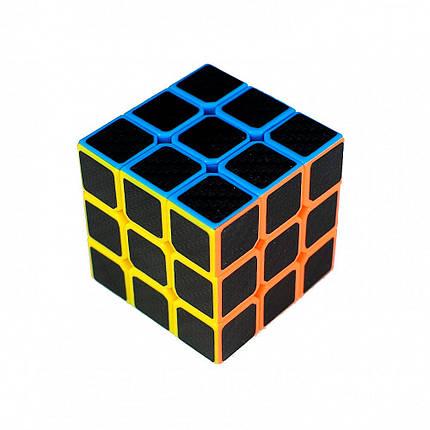 Кубик Рубика 3x3  Carbon-Fibre, фото 2