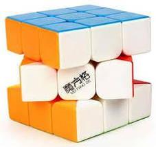 Кубик Рубика 3x3 (цветной) Mo Fang Ge, 57 мм, фото 3