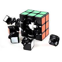 Кубик Рубика 3x3 Cyclone Boys Feiku со вставками, фото 2