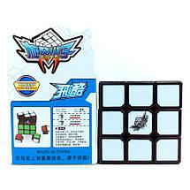 Кубик Рубика 3x3 Cyclone Boys Feiku со вставками, фото 3