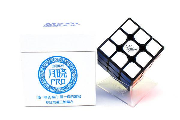 Кубик Рубика 3x3 GuoGuan 3x3 YueXiao Pro, фото 2