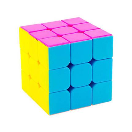 Кубик Рубика 3x3 MoYu GuanLong Color, фото 2