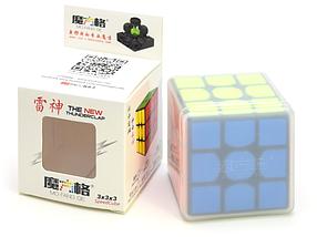Кубик Рубика 3х3 Qiyi Thunderclap v2, фото 3