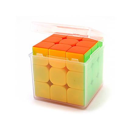 Кубик Рубика 3х3 Qiyi Thunderclap v2 Color, фото 2