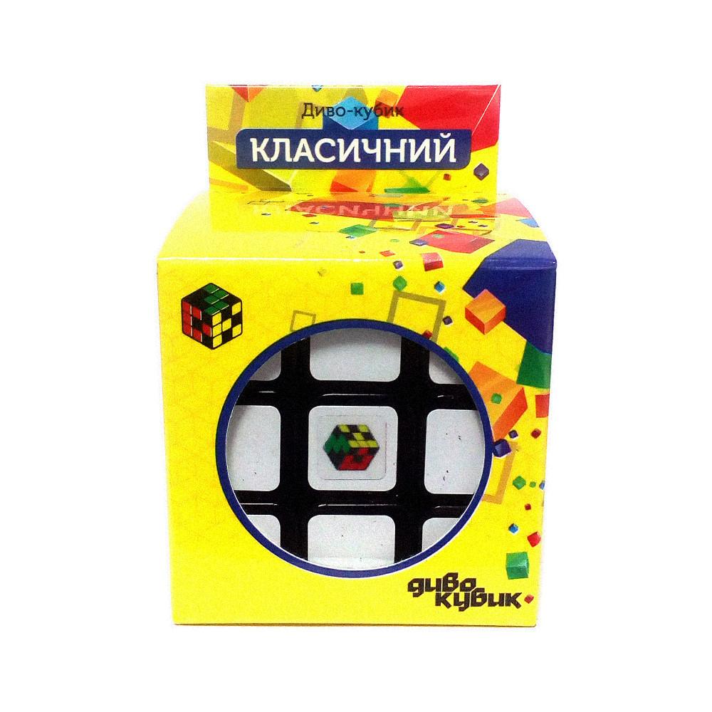 Кубик Рубика 3х3 Диво-кубик Классический