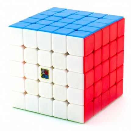 Кубик Рубика 5х5 MoYu MoFangJiaoShi MF5 (Цветной), фото 2