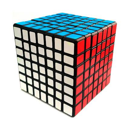 Кубик Рубика 7x7 JieHui Черный, фото 2
