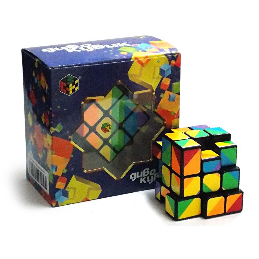 Кубик Рубика Диво-кубик Веселка