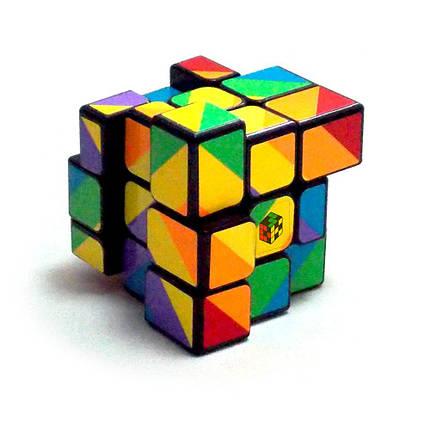 Кубик Рубика Диво-кубик Веселка, фото 2