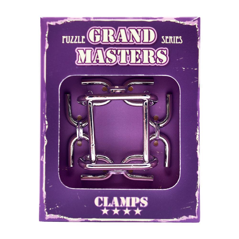 Металлическая головоломка Grand Master Clamps