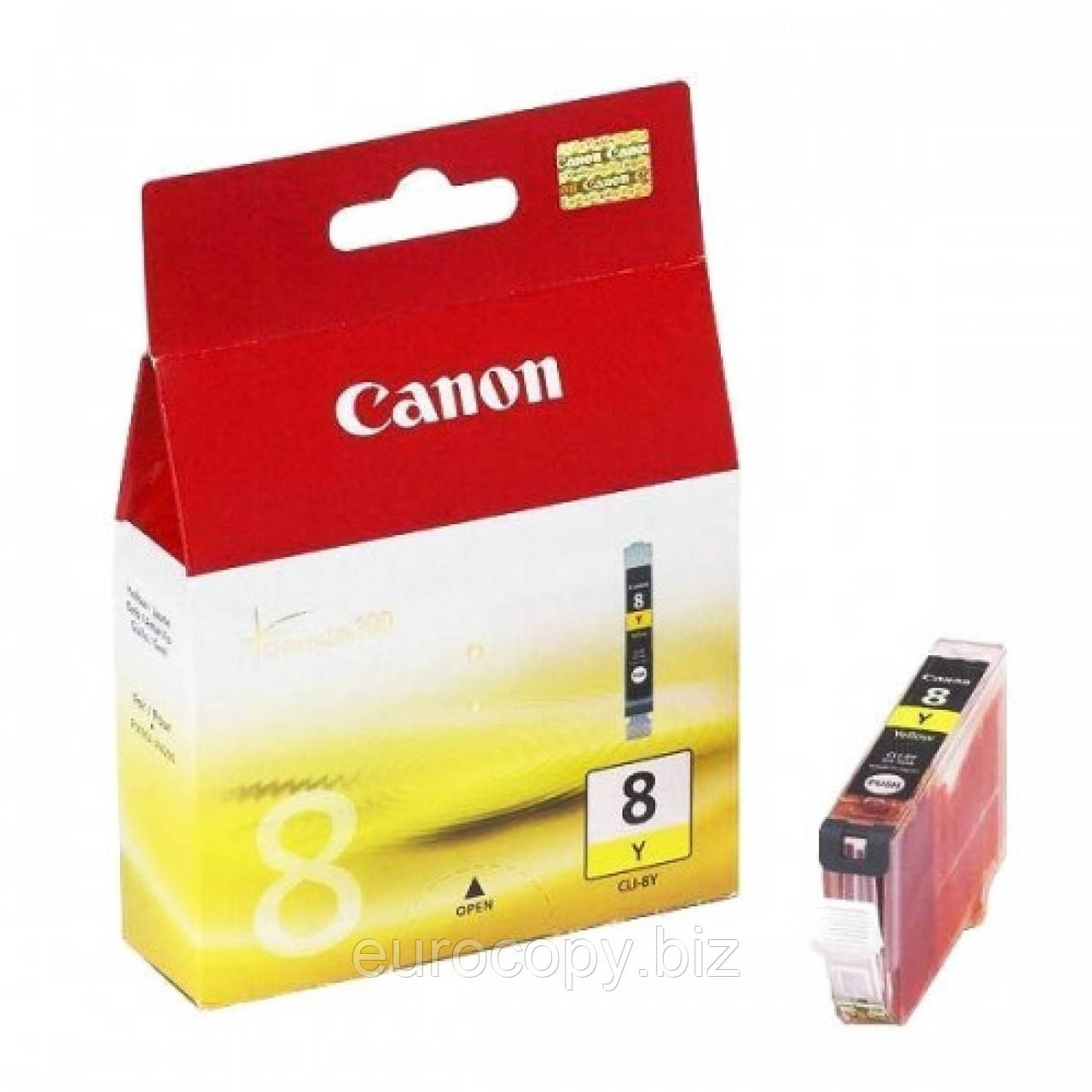Картридж Canon CLI-8Y Yellow iP4300 (0623B024) Original
