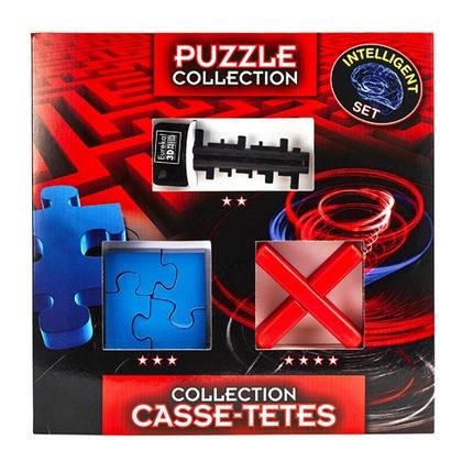 Набор головоломок Eureka Intelligent Collection, фото 2