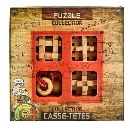 Набор деревянных головоломок Extreme, фото 2
