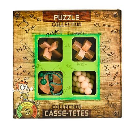 Набор деревянных головоломок Junior, фото 2