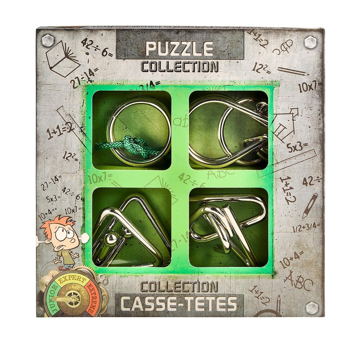 Набор металлических головоломок Junior