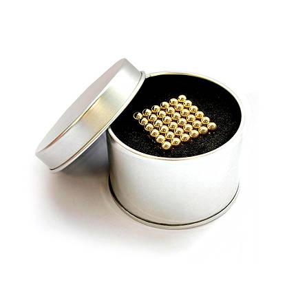 Неокуб 5 мм (Золото), фото 2